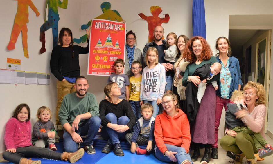 [J-1] Châteaulin. Savoir-faire et créations au 13e salon Artisan'Art samedi 23 et dimanche 24 novembre